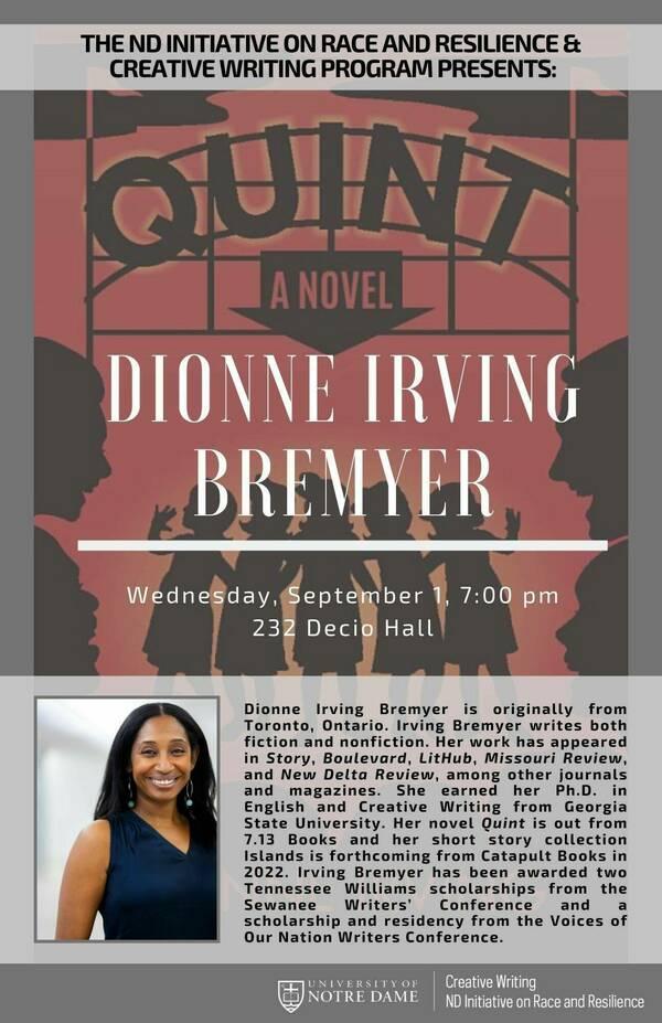Dionne Irving Bremyer 1